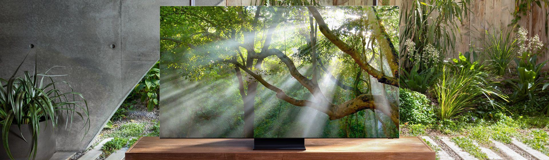 Samsung cùng MediaTek công bố TV 8K QLED đầu tiên trang bị WiFi 6
