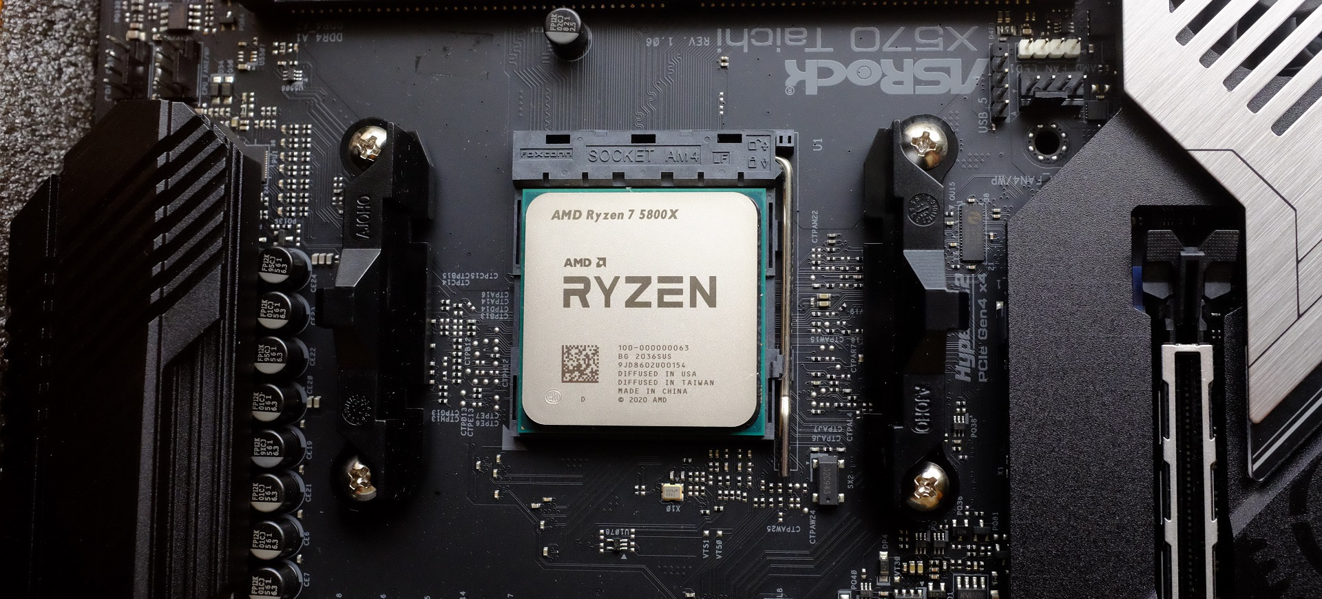 AMD Ryzen 7 5800x - Đánh Giá Gaming Gear