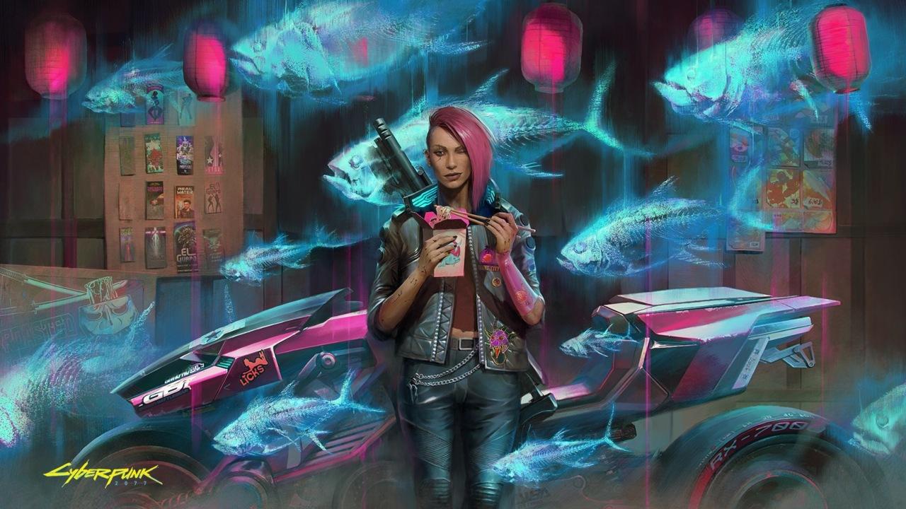 Cyberpunk 2077 - CD Projekt Red