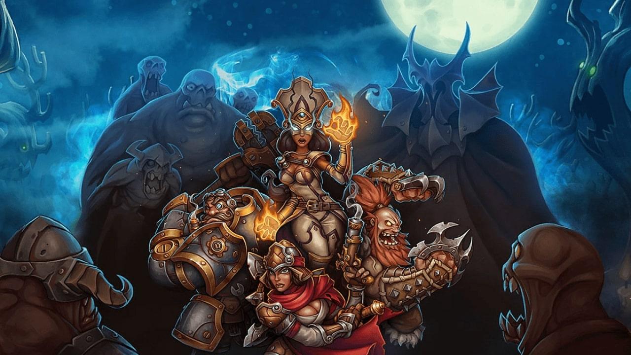 Epic: Torchlight II
