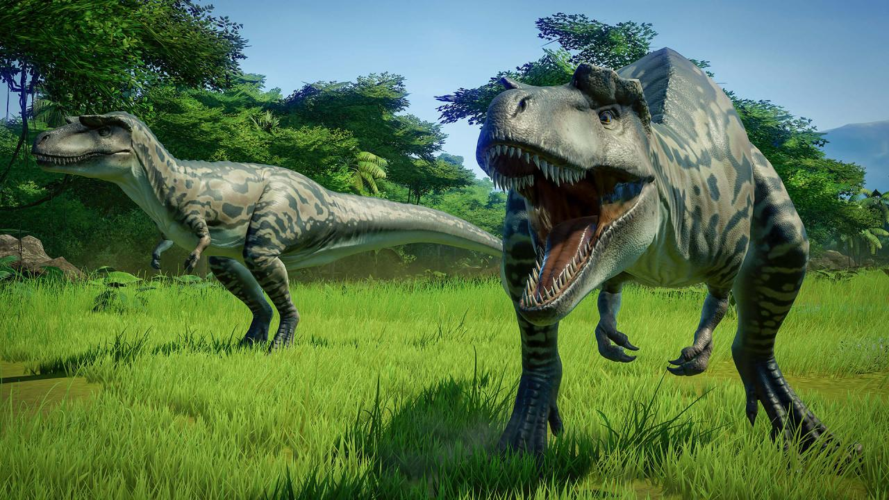 Epic: Jurassic World Evolution