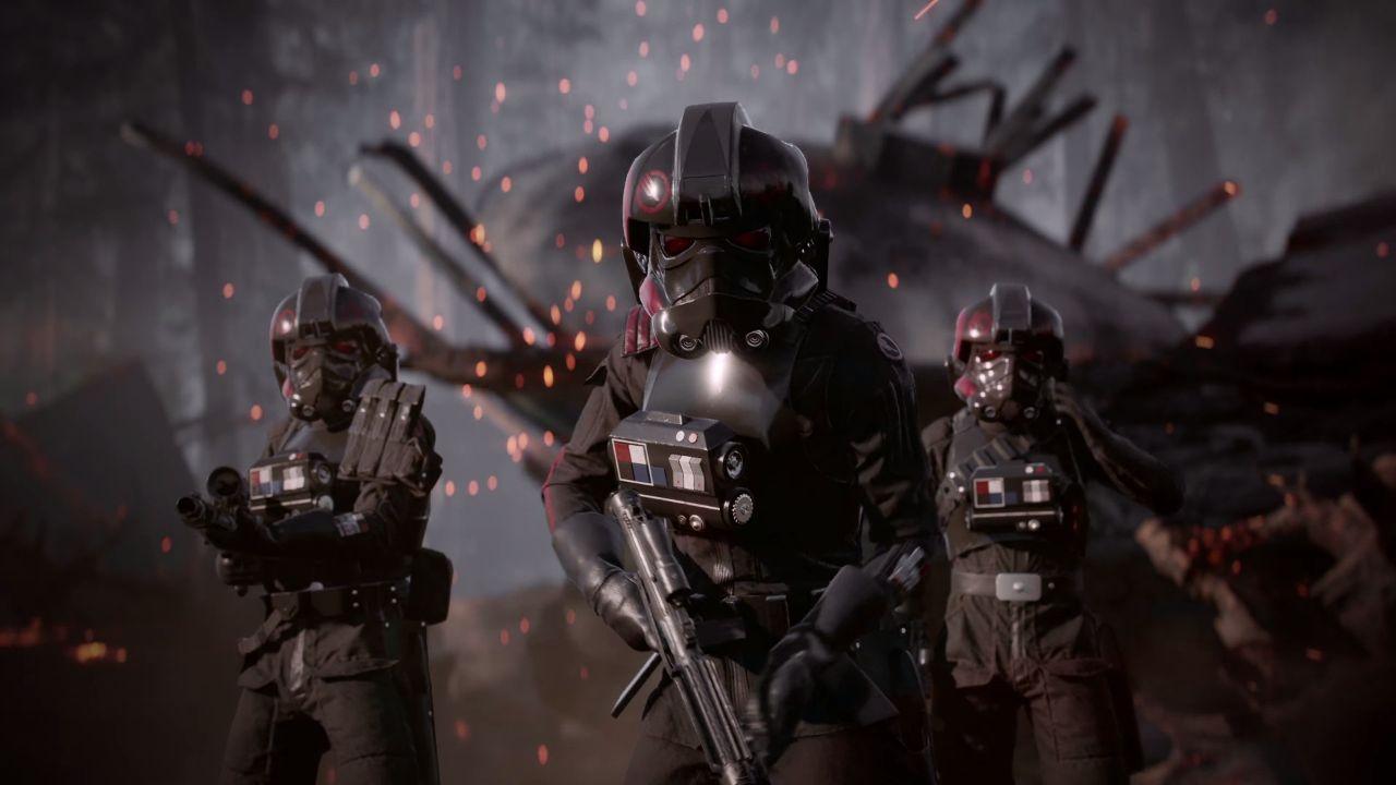Epic: Star Wars: Battlefront II