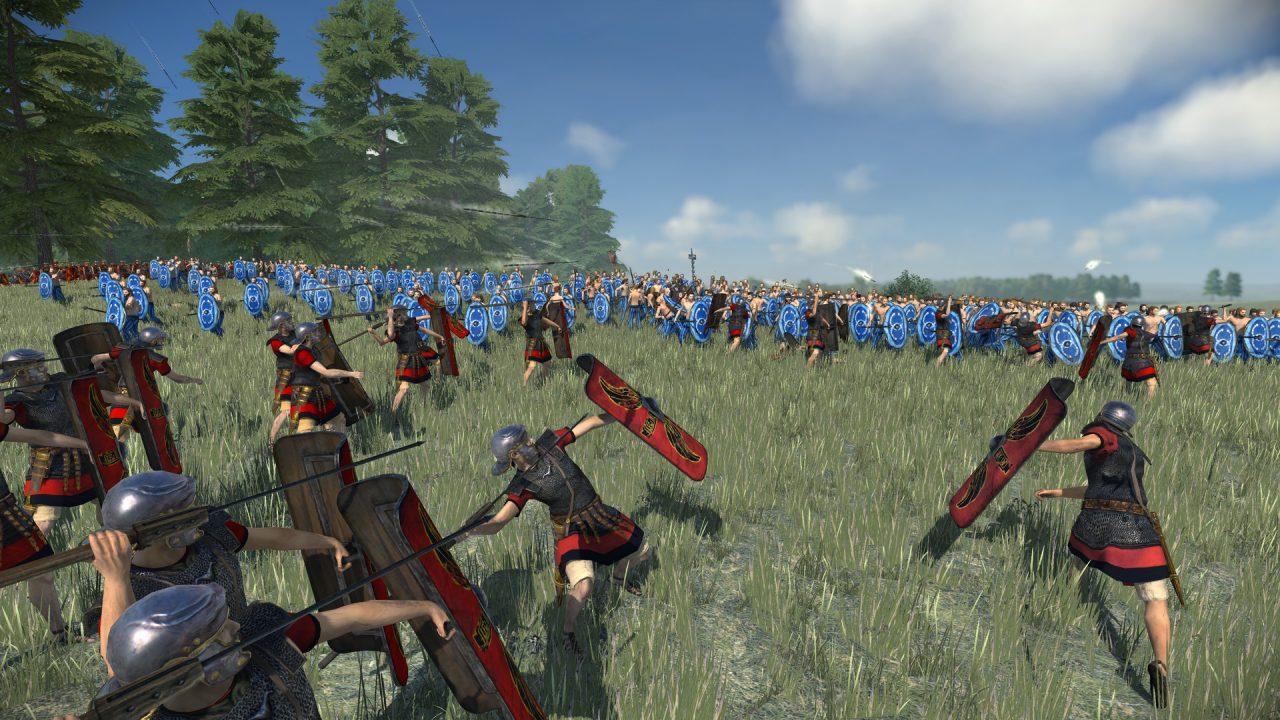 Cấu hình Total War