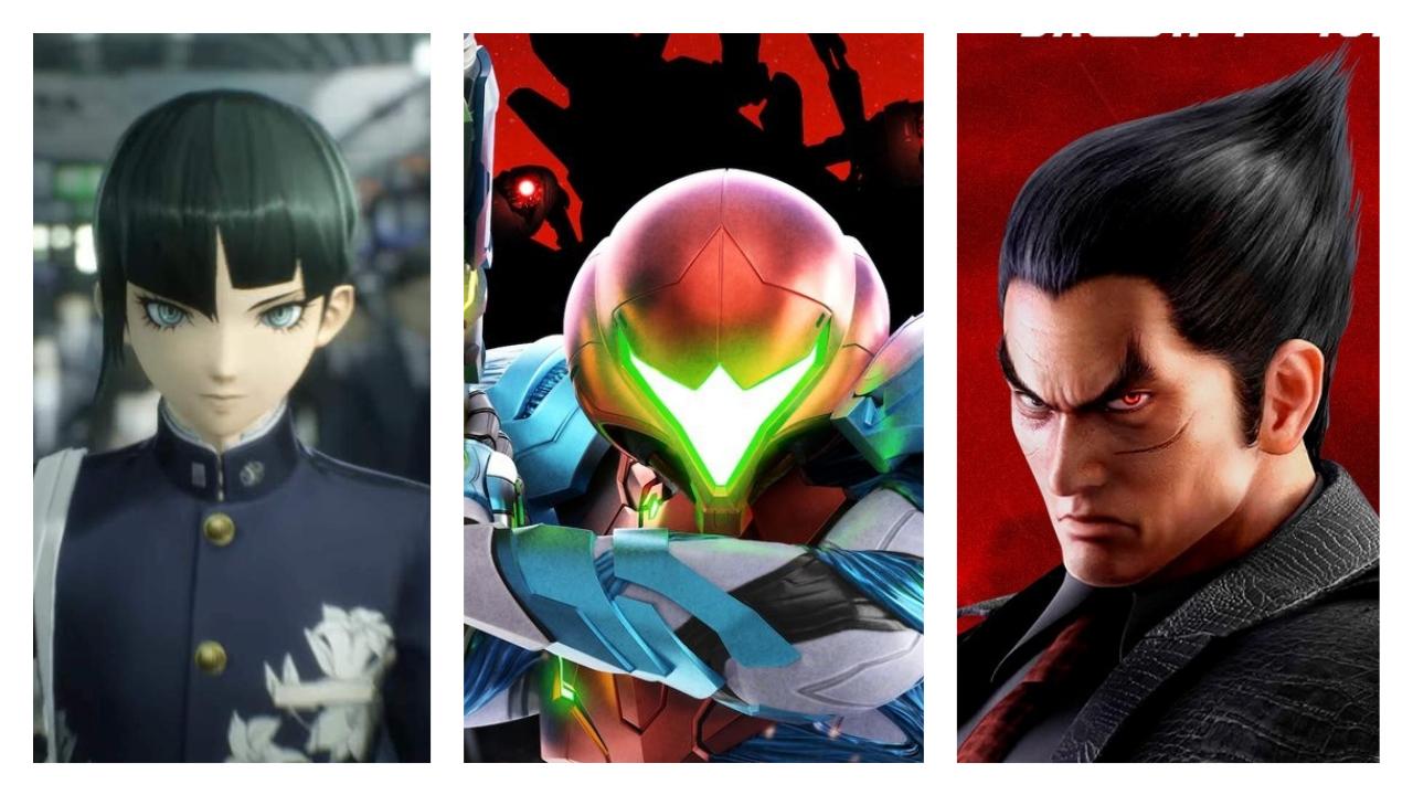 Nintendo Direct E3-2021