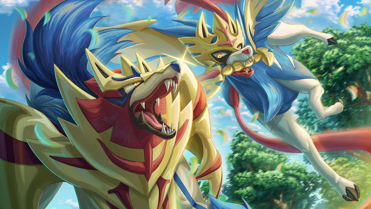Pokémon Sword & Shield rò rỉ
