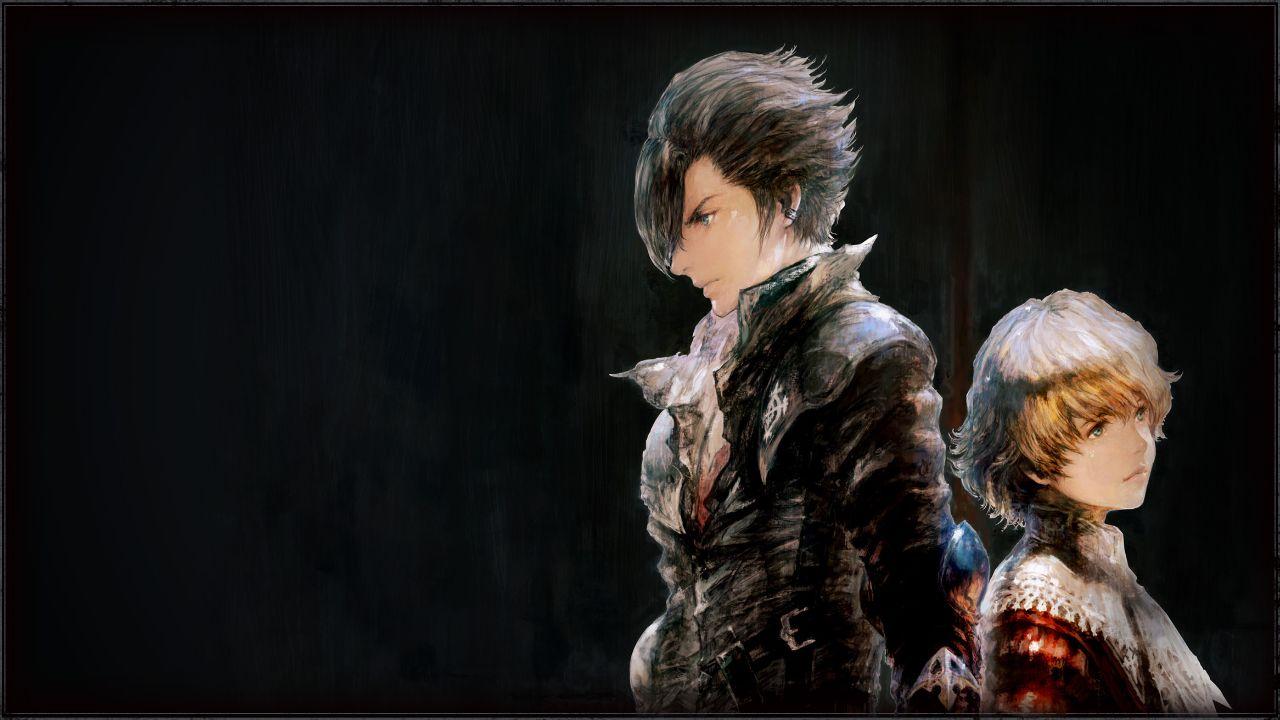 lồng tiếng Final Fantasy XVI