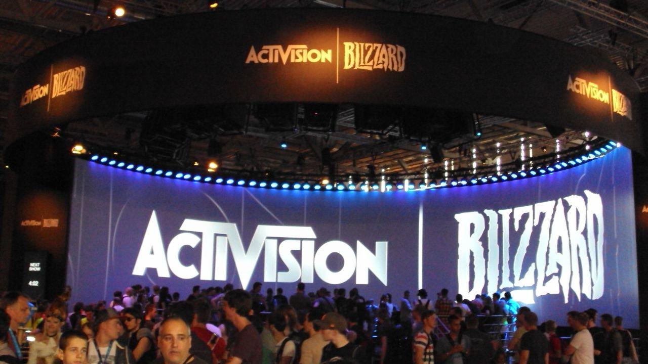 Blizzard biểu tình