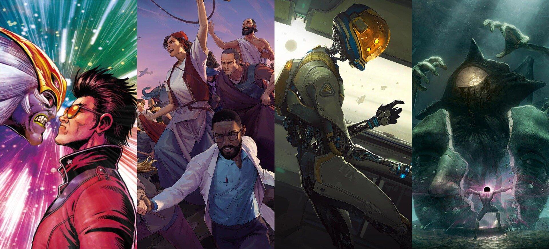Game mới tháng 08-2021