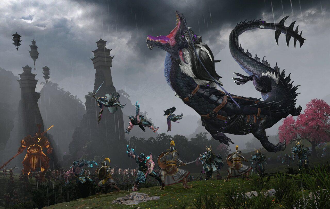 Warhammer 3 bị hoãn