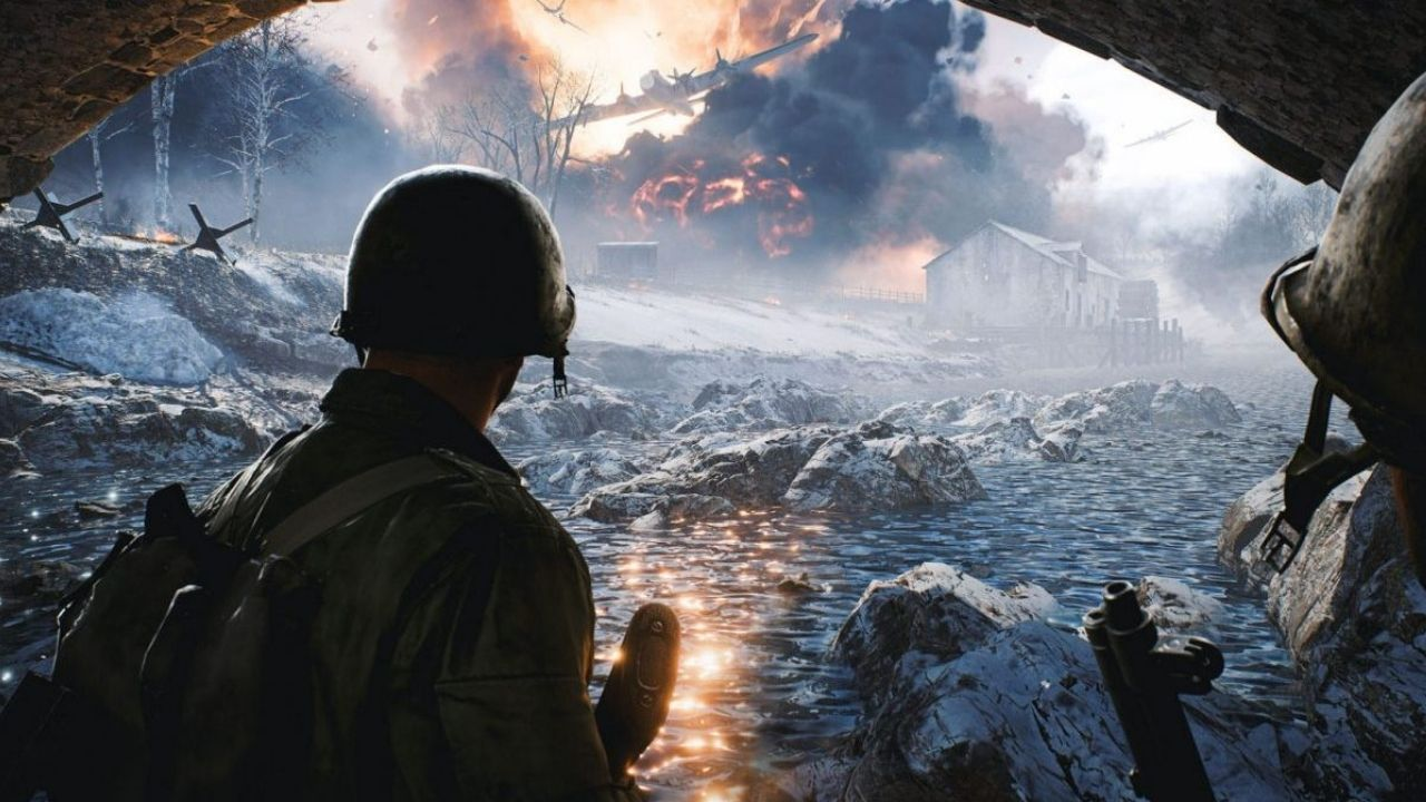ra mắt Battlefield 2042