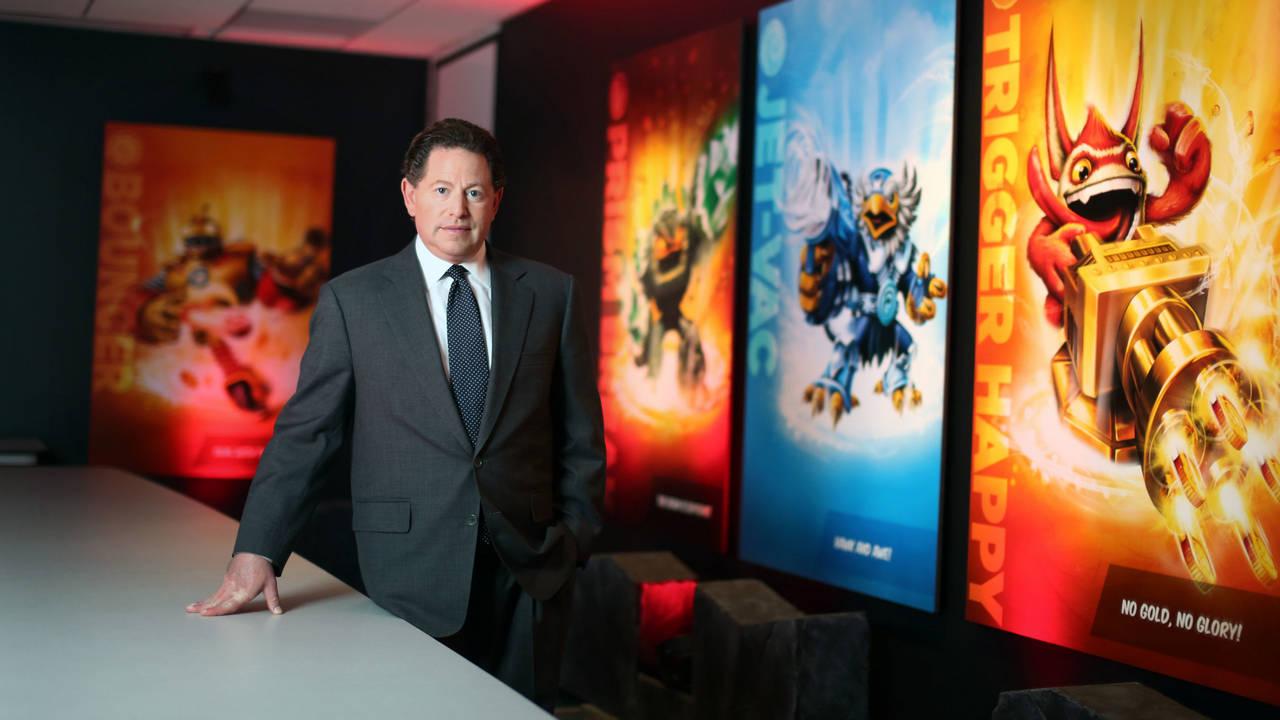 CEO Activision Blizzard