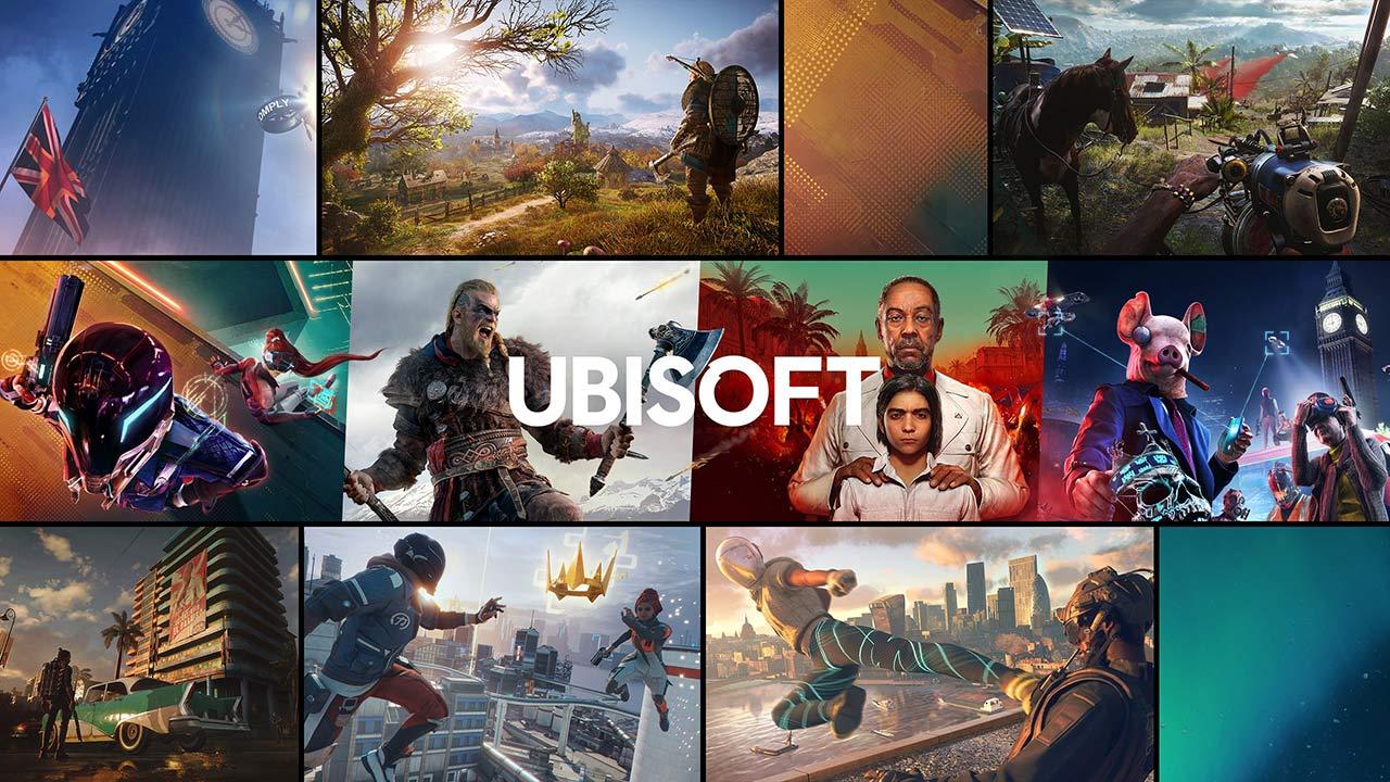 nhân viên của Ubisoft